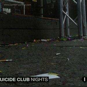Various Artists  - Suicide Club Nights I - Mixed By DJ Mori (suicide circus)