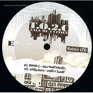 Various Artists - Tale Of 2 Cities Part 3 (Kolour Records)