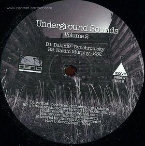 Various Artists - Underground Sounds Vol. 2