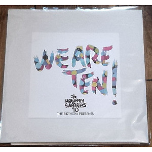 Various Artists - We Are Ten! The Birthday Presents (2LP) (Heavenly Sweetness)