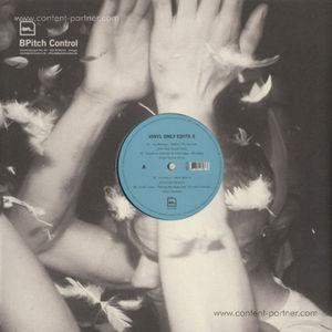 Various - BPC Vinyl Only Edits 3 (bpitch control)