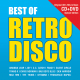 Various Best Of Retro Disco CD+DVD