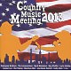 Various Country Music Meeting 2013
