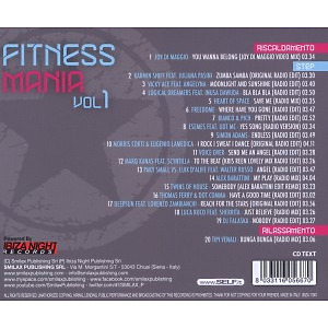 Various - Fitness Mania Vol.1