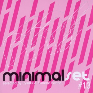 Various - Minimal Set Vol.13 (saifam group)