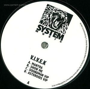 Vivek - System003 (Vinyl Only) (System Sound)