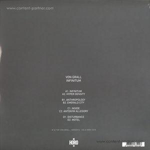 """Von Grall - Infinitum 2x12"""""""