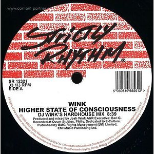 Wink - Higher State Of Consciousness (Strictly Rhythm)