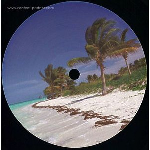 X-Coast - Yucatan Channel EP (DJ Boring Remix) (Lost Palms)