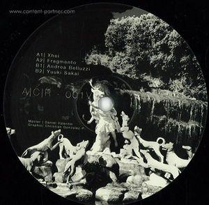 Xhei / Fragmento / Andrea Belluzzi / Yuu - Acr001v (Assymetrical Code)