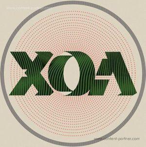 Xoa - Diaspora Ep (Soundway)