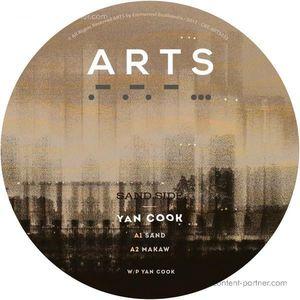 Yan Cook - Graphite Ep (Arts)