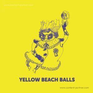 Yellow Beach Balls - Space Cat (Mysidian)