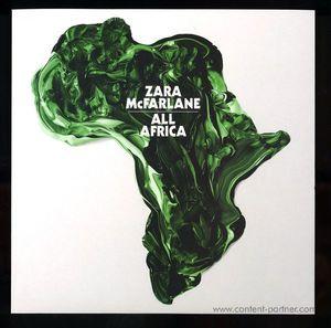 Zara Mcfarlane - All Africa (180g 10'' Vinyl/Ltd. Ed.) (Brownswood)