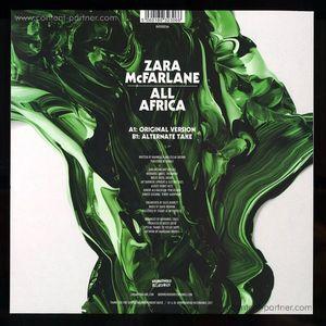 Zara Mcfarlane - All Africa (180g 10'' Vinyl/Ltd. Ed.)