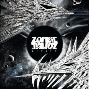 """Zombie Zombie - Livity Lp (+ Bonus 7"""") (Versatile)"""