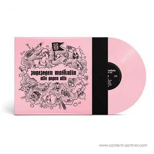 Zugezogen Maskulin - Alle gegen Alle (Coloured Vinyl) (Sony Music)