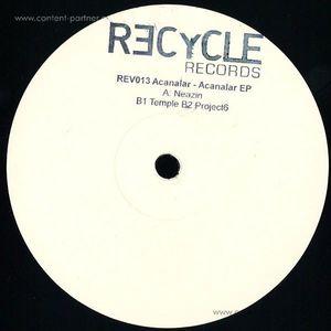 acanalar - neazin (recycle records)