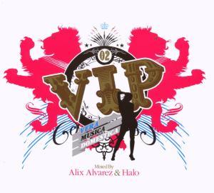 alix alvarez & halo - vip 02 (swank records)