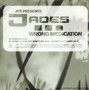 atb pres. jades - wrong medication (kontor)