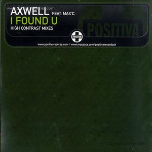 axwell - i found u (high contrast rmx) (positiva)