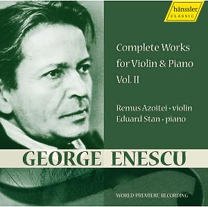 azoitei,remus/stan,eduard - werke f�r violine und klavier vol.2 (h?nssler)