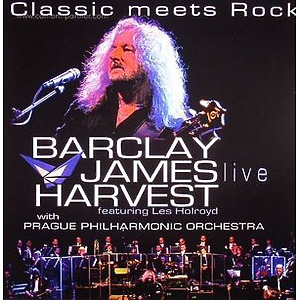 barclay james harvest feat.les holroyd - classic meets rock (zyx)