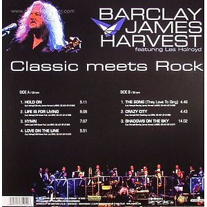barclay james harvest feat.les holroyd - classic meets rock