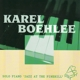 boehlee,karel solo piano 'jazz at the pinehill'
