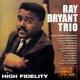 bryant,ray trio plays+2 bonus tracks