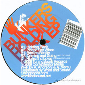 bunkers - holding back ep (tuning spork)
