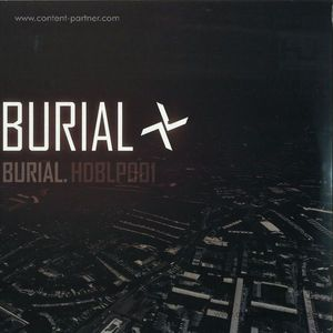 burial - burial (hyperdub)