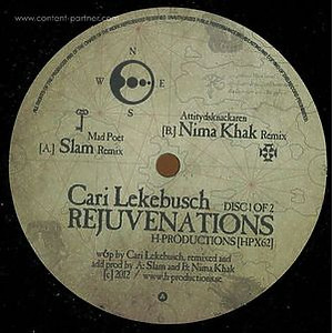 cari lekebush - rejuvenations pt.1 (slam rmx) (h productions)
