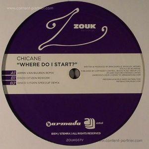 chicane - where do i start (armin van buuren mix)