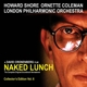 coleman,ornette/london philh.orch./shore naked lunch-soundtrack