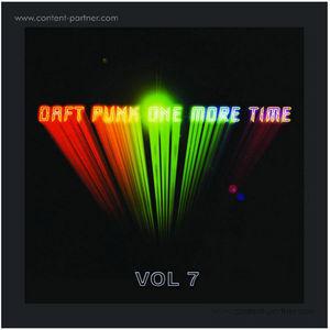 daft punk - One More Time (Original Mix + Accapella) (cybernetic)