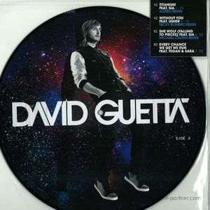 david guetta - record store day 2013 ltd vinyl (white)