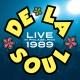 de la soul live in philadelphia 1989