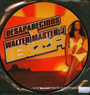 """desaparecidos vs walter master j - ibiza (picture 12"""") (universal)"""