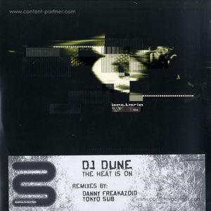 dj d.u.n.e. - the heat is on (bacteria)