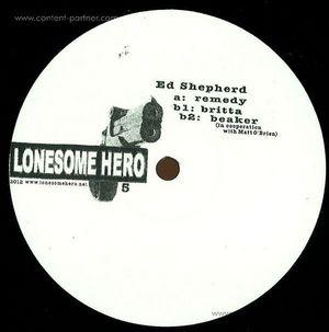 ed shepherd - remedy (lonesome hero)