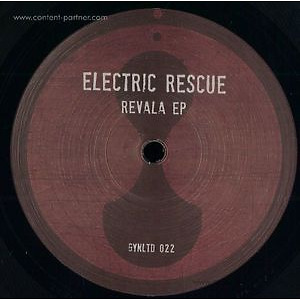 electric rescue - revala ep (gynoid audio limited)