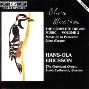 ericsson,hans-ola - orgelwerke vol.3 (bis)