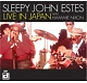 estes,sleepy john live in japan