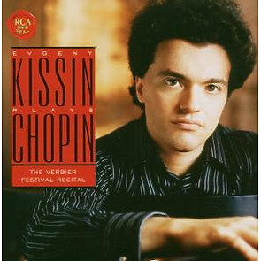 evgeny kissin - kissin plays chopin/verbier r. (rca red s.)