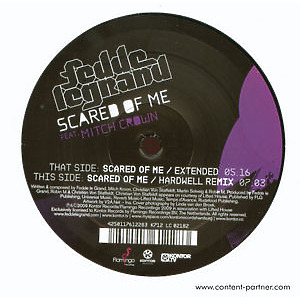 fedde le grand feat. mitch crown - scared of me (incl.hardwell remix) (kontor)