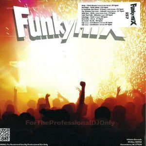 funkymix - volume 157 (ultimix records)