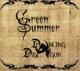 green summer dancing dragon