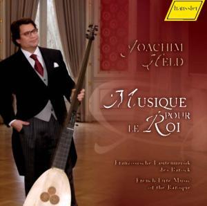 held,joachim - musique pour le roi (h?nssler)