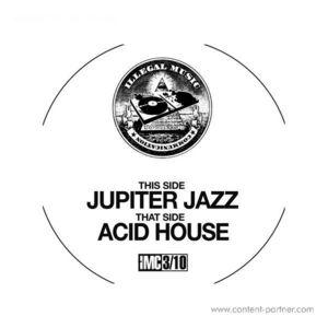imc (VINYL ONLY) - 3/10 (jupiter jazz / acid house)